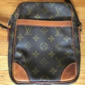 Louis Vuitton Vintage Side Bag